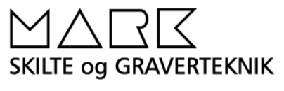Mark Skilte Og Graverteknik logo