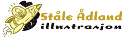 Ståle Ådland Illustrasjon logo