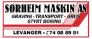 Sørheim Maskin AS logo