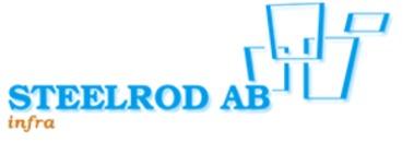 Steelrod AB logo