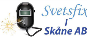 Svetsfix i Skåne AB logo
