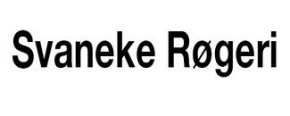 Svaneke Røgeri logo