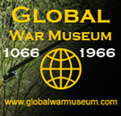 Global War Museum logo