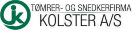 Tømrer- Og Snedkerfirma Kolster A/S logo