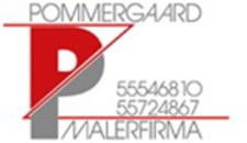 Pommergaard Malerfirma ApS logo