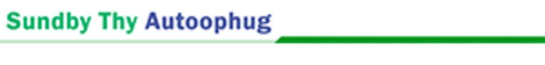 Sundby-Thy Autoophug ApS logo