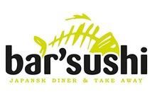 bar'sushi Kolding logo