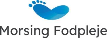 Morsing Fodpleje logo