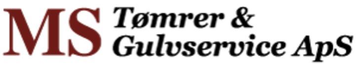 Ms Tømrer Og Gulvservice ApS logo