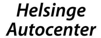Helsinge Autocenter logo