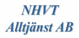 NHVT Alltjänst AB logo