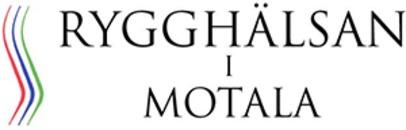 Rygghälsan i Motala logo