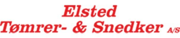 Elsted Tømrer & Snedker A/S logo