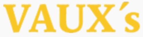 Vaux`s Galleri og Rammeverksted logo