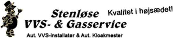 Stenløse Vvs & Gasservice ApS logo
