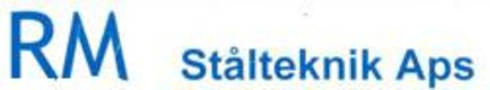 RM Stålteknik ApS logo