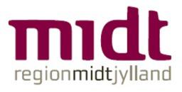 Skadestue - Regionshospitalet Herning logo