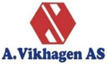 A. Vikhagen AS logo