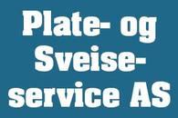 Plate og Sveiseservice AS logo