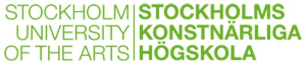 Stockholms konstnärliga högskola, SKH Film och media, Scenkonst, Skådespeleri logo