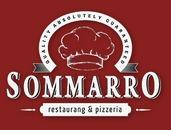 Sommarro Restaurang & Pizzeria logo