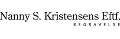 Begravelsesforretningen Nanny S. Kristensens Eftf. logo