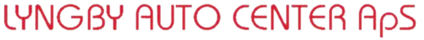 Lyngby Auto Center ApS logo