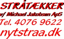 Stråtækker Michael Jakobsen ApS logo