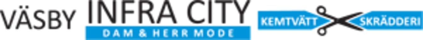 Infra Skrädderi & Kemtvätt AB logo