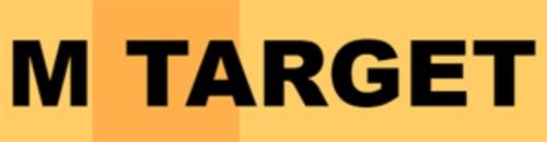 M Target AB logo