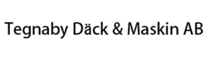 Tegnaby Däck & Maskin AB logo