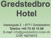 Gredstedbro Hotel logo