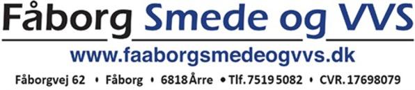 Fåborg Smede Og Vvs logo