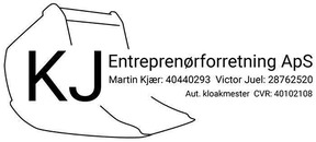 Kj Entreprenør Forretning ApS logo