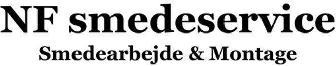 NF Smedeservice ApS logo