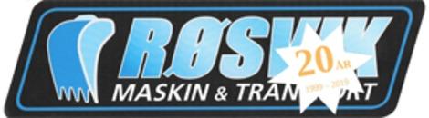Røsvik Maskin og Transport logo