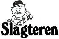 Slagteren Kirkebækvej logo