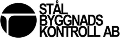 Stbk Stålbyggnadskontroll AB logo