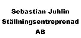 Sebastian Juhlin Ställningsentreprenad AB logo