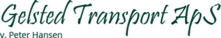 Gelsted Transport ApS logo