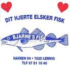Bjarnes Fisk v/Karina Stefansen Skinnerup logo