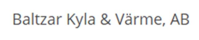 Baltzar Kyla & Värme AB logo