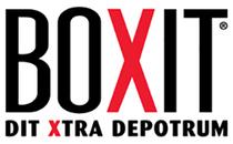 BOXIT Flexoffice Risskov logo