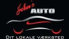 John's Auto logo
