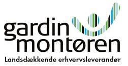 Gardinmontøren Erhverv logo