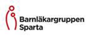 Barnläkargruppen Sparta logo