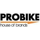 ProBike - Sveriges största moped & mc butik logo