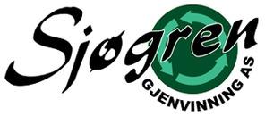 Sjøgren Gjenvinning AS logo