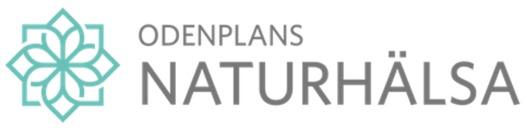 Odenplans Naturhälsa logo