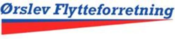 Ørslev Flytteforretning ApS logo